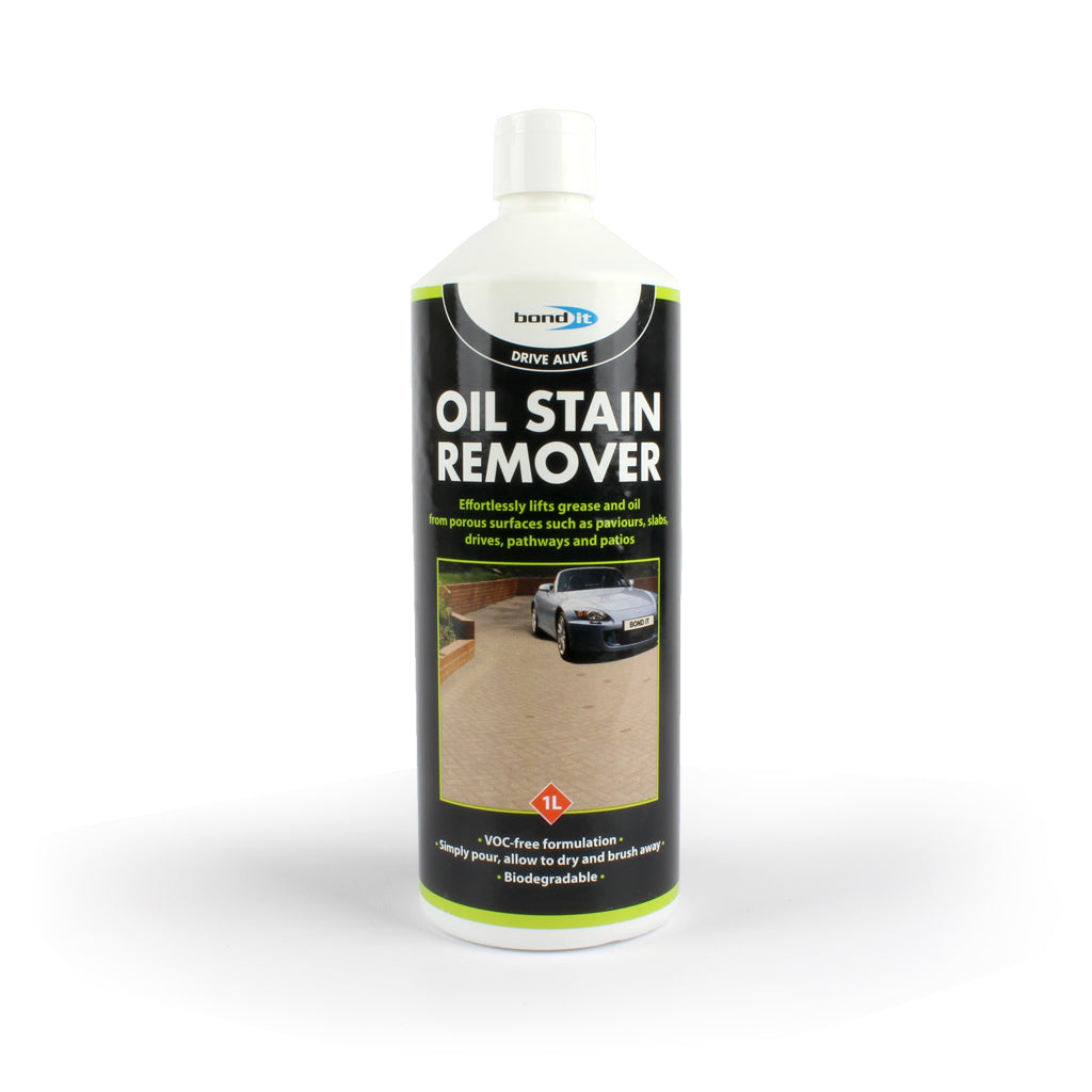 Bond-It OIL STAIN REMOVER sold at Sash Hardware