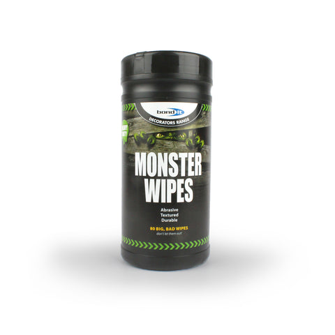 Bond-It MONSTER WIPES sold at Sash Hardware