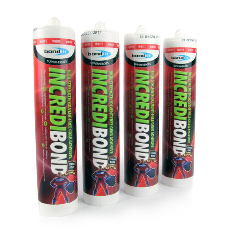 Bond-it INCREDIBOND GRAB ADHESIVE WHITE sold at Sash Hardware