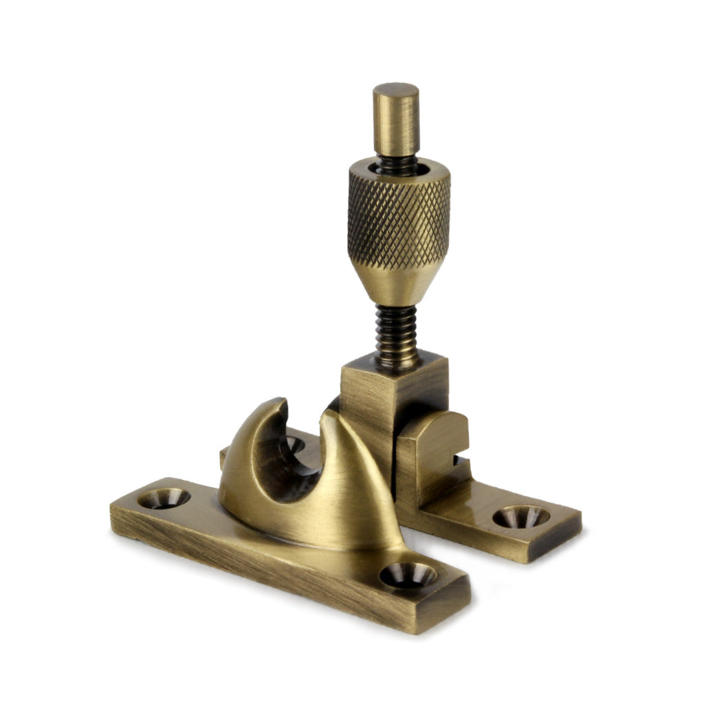 Sash Hardware ANTIQUE BRIGHTON SASH FASTENER sold at Sash Hardware