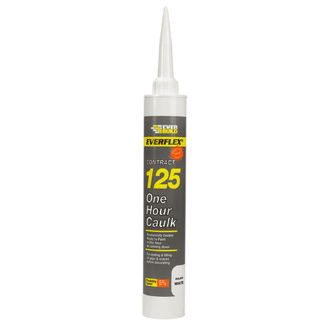 Everbuild ONE HOUR CAULK sold at Sash Hardware