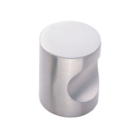 Carlisle Brass Stainless Steel Cylindrical Knob sold at Sash Hardware