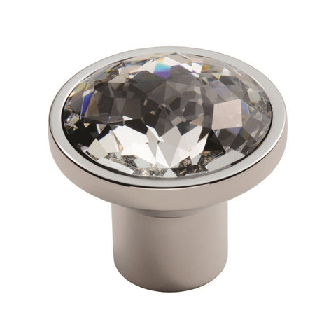 Carlisle Brass ROUND CRYSTAL KNOB sold at Sash Hardware