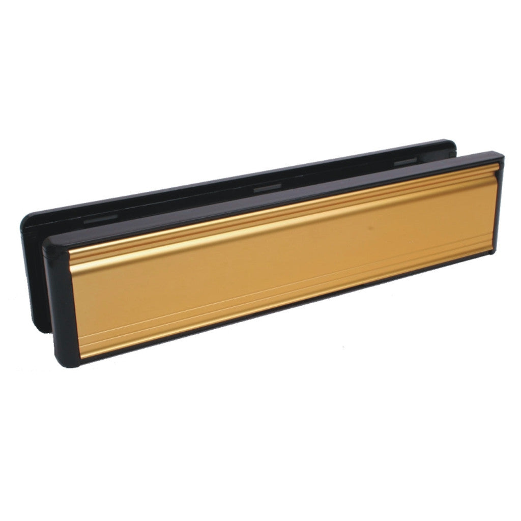 "Welseal LETTERBOX FOR UPVC & COMPOSITE DOORS - 10"" sold at Sash Hardware"