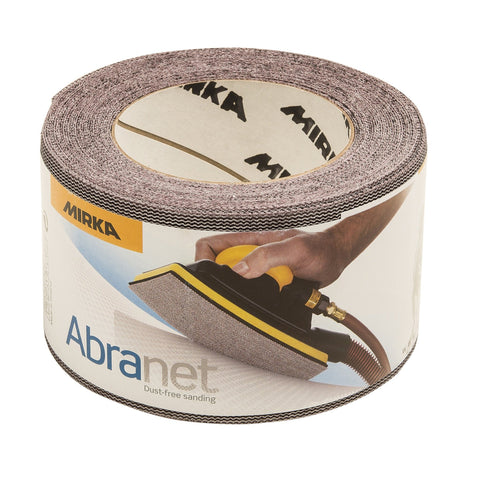 Abranet Roll - 75mm - 10m - Best Abrasives - Mirka
