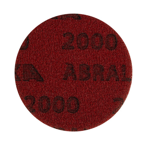 "Mirka Abralon Foam Disc- 150mm/6"" - Best Abrasives - Mirka"