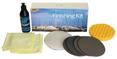 Marine Polishing Kit - Best Abrasives - Mirka