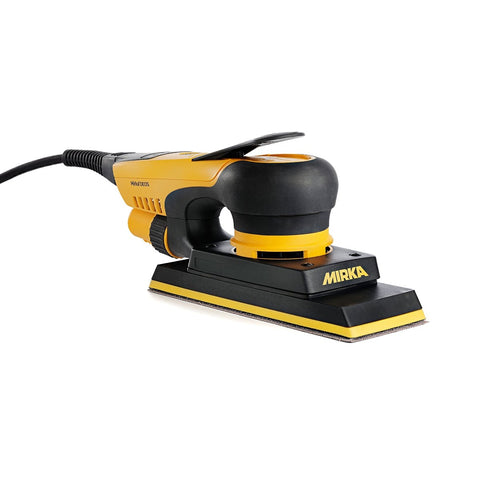Mirka DEOS 383CV, 70x198mm, Central Vacuum Orbital Sander, Orbit 3,0