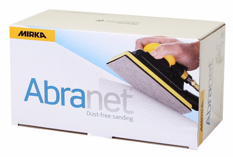 ABRANET 81x133mm, 50 Discs/Box - Best Abrasives - Mirka