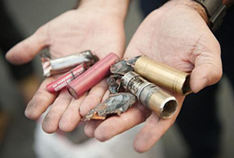 Why Batteries Explode