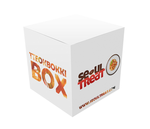 Tteokbokki Box (Special Limited Offer)