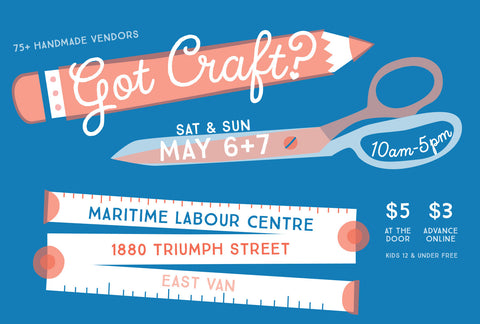 Got Craft? Flyer
