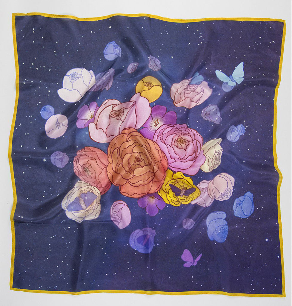 SALE - Silk Scarves Seconds