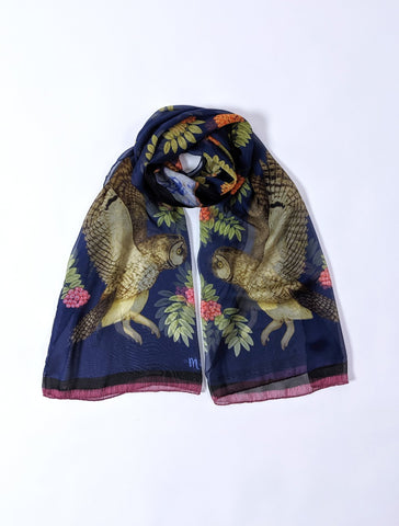 Night in the Jungle Scarf