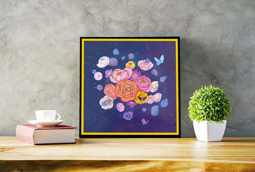 Cosmic Limited Edition Art Print