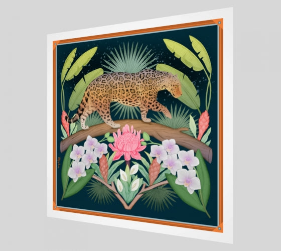 Night in the Jungle Limited Edition Art Print