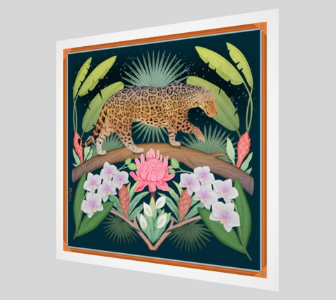 Deer Garden Limited Edition Art Print