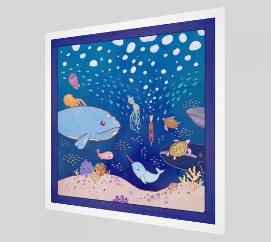 Under the Sea Limited Edition Art Print