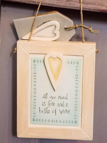 Picture Love And Wine - Dotties Gifts