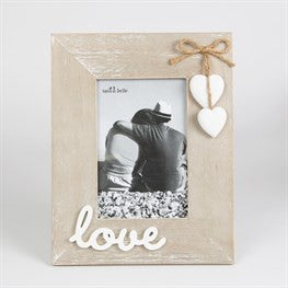 Ashley Farmhouse Love Frame - Dotties Gifts