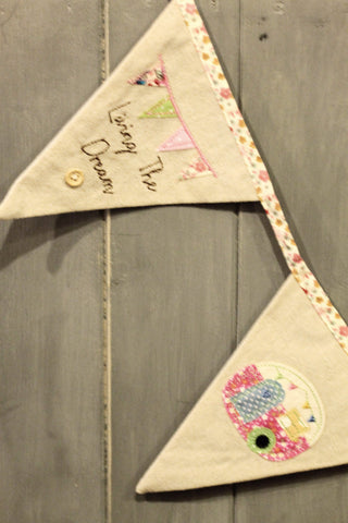 Camping Bunting Living - Dotties Gifts - 1