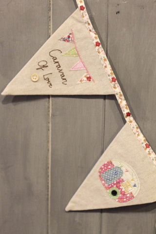 Camping Bunting Love - Dotties Gifts - 1