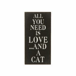 All You Need Cat Magnet - Dotties Gifts