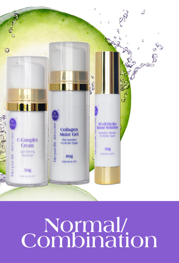 Natural Combination Skin Care