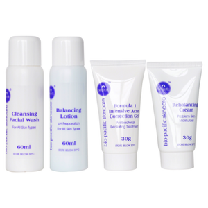 Natural Acne Skin Kit Bio-Pacific Skin Care
