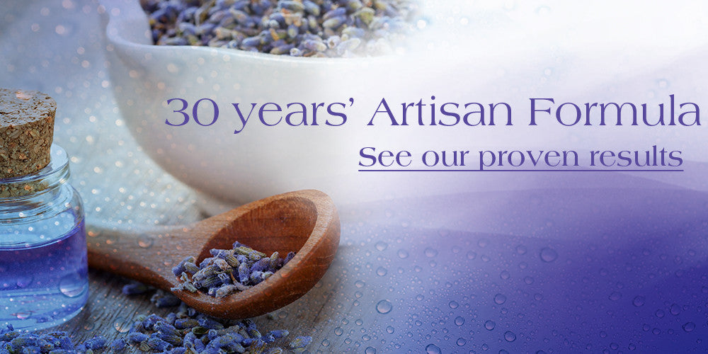 experts in artisan skincare