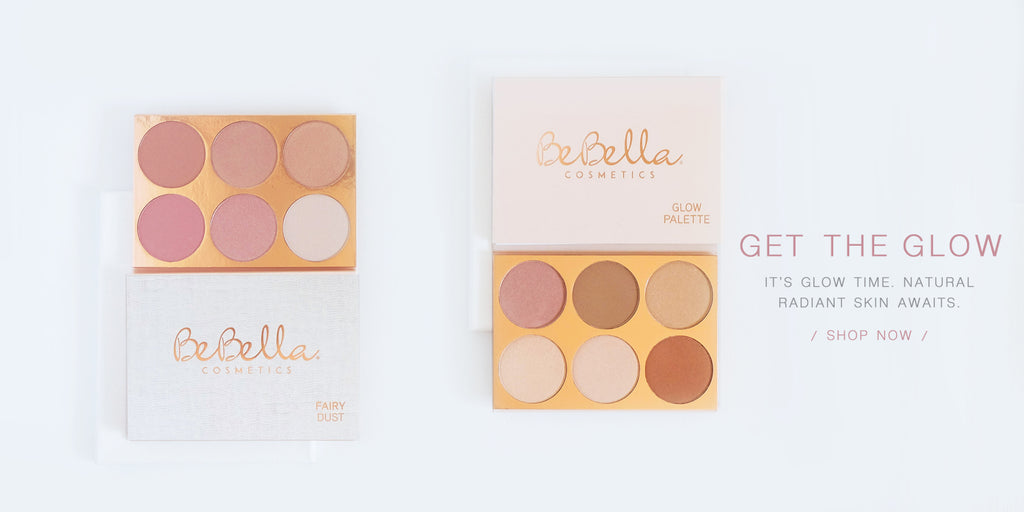 fairy dust palette and glow palette