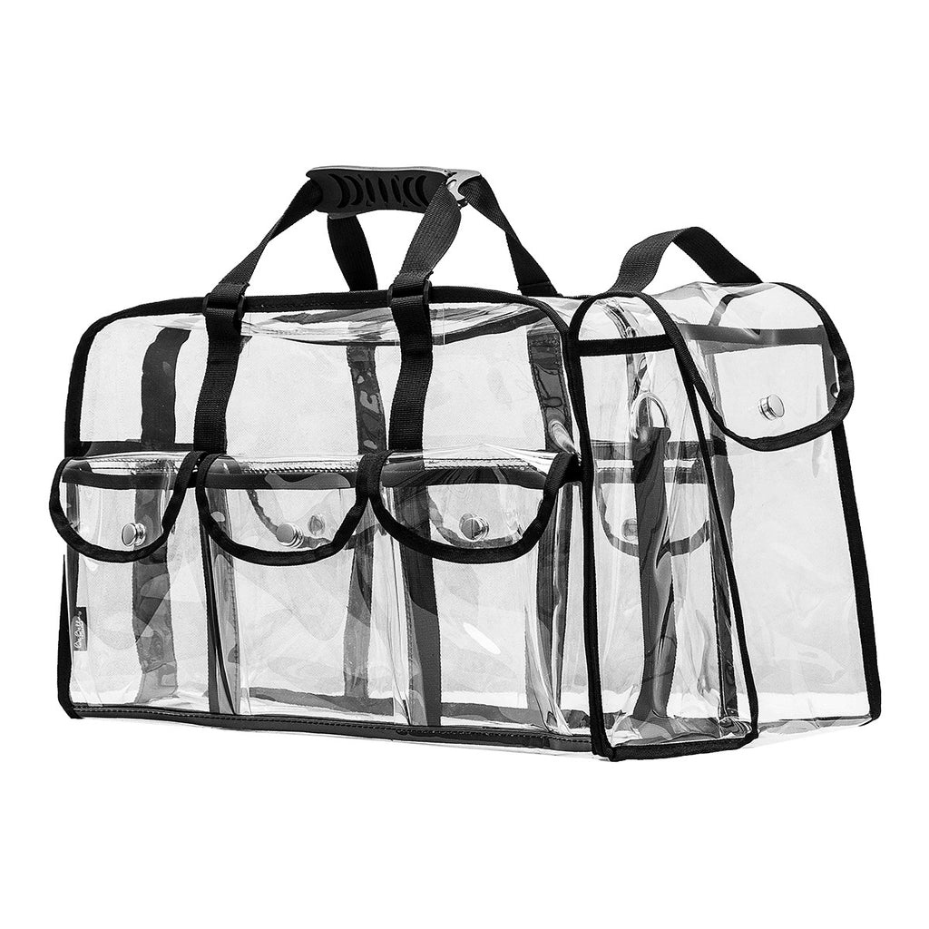 CLEAR  PRO MAKEUP BAG