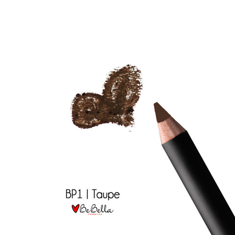 BROW PENCIL - BP1 TAUPE