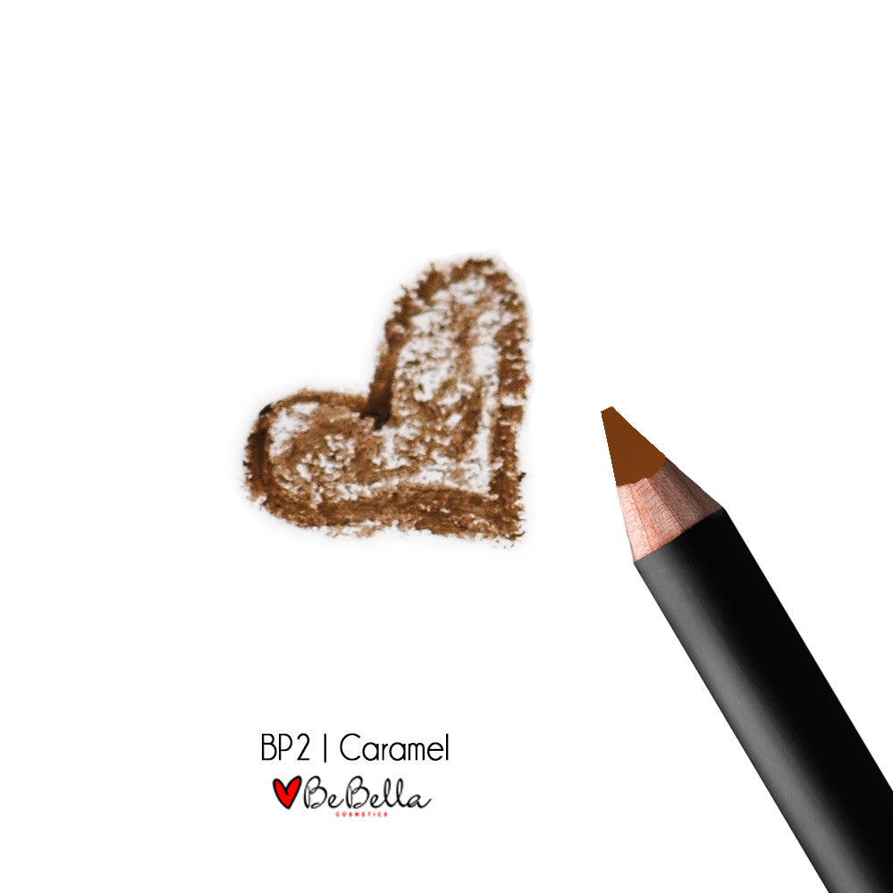 BROW PENCIL - BP2 CARAMEL