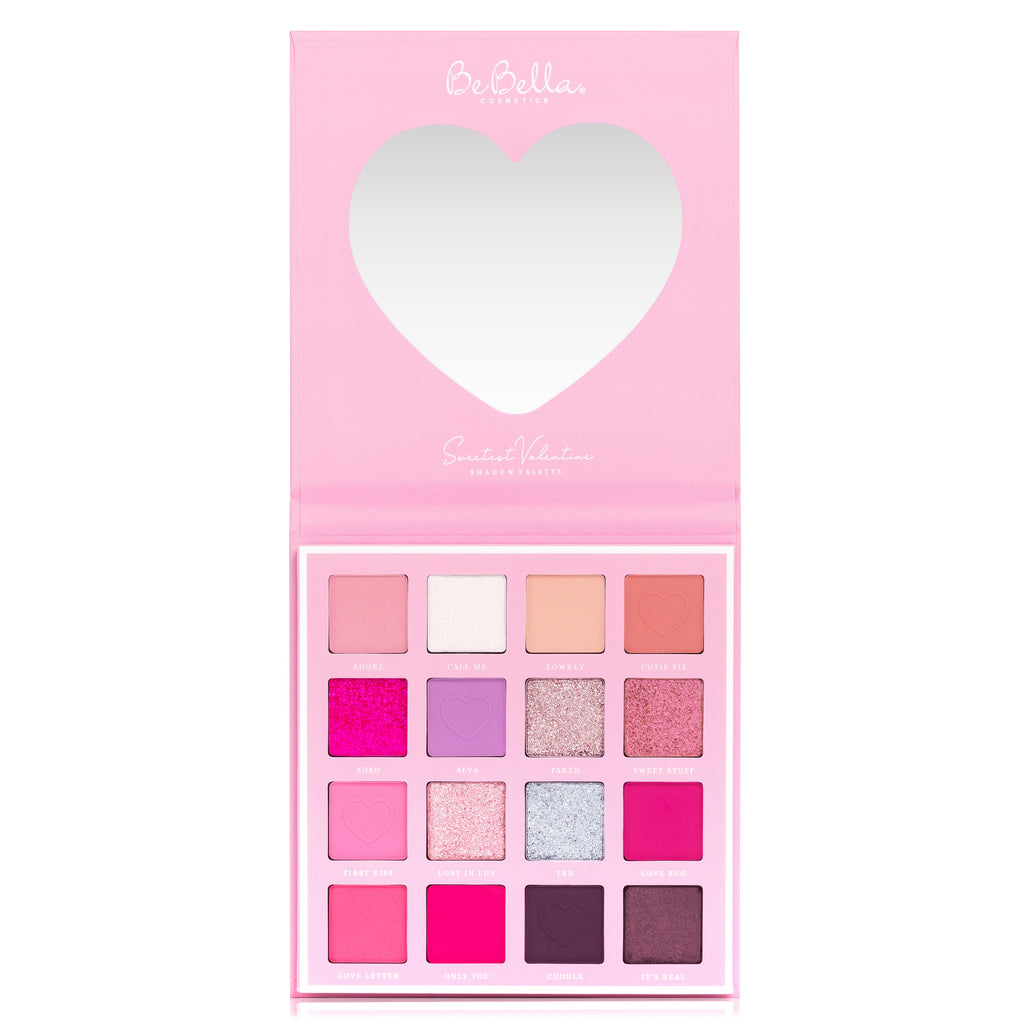 Sweetest Valentine Eyeshadow Palette