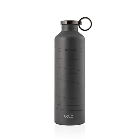 BASIC MR. MATT - 680ml / 23oz basic black grey smart - EQUA