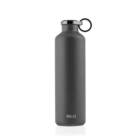 BASIC DARK GREY - 680ml / 23oz basic black grey smart - EQUA