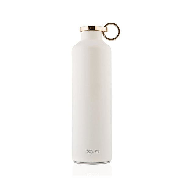 BASIC SNOW WHITE - 680ml / 23oz basic smart stainless steel white - EQUA