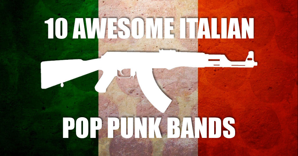 10 AWESOME Italian Pop-Punk Bands 🔥🇮🇹