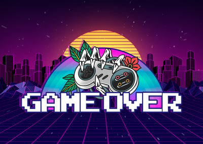 NEW RELEASE - GAME OVER 👾