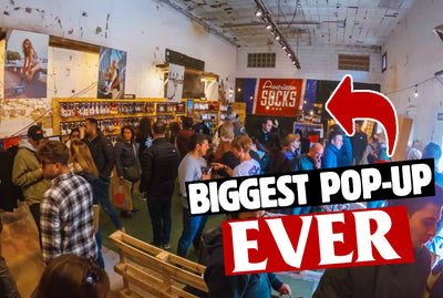 Biggest Pop-Up EVER at Rec Stores! Check It Out 😱