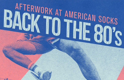 This Friday: Afterwork Party at the American Socks HQ