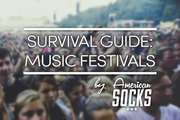 SURVIVAL GUIDE: Music festivals