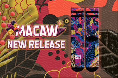 Neotropical Macaw is here!