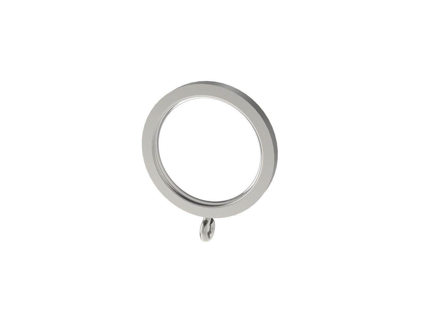 30mm silver ring