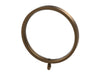 brushed bronze 50mm curtain ring