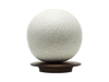 brushed bronze 50mm ball finial