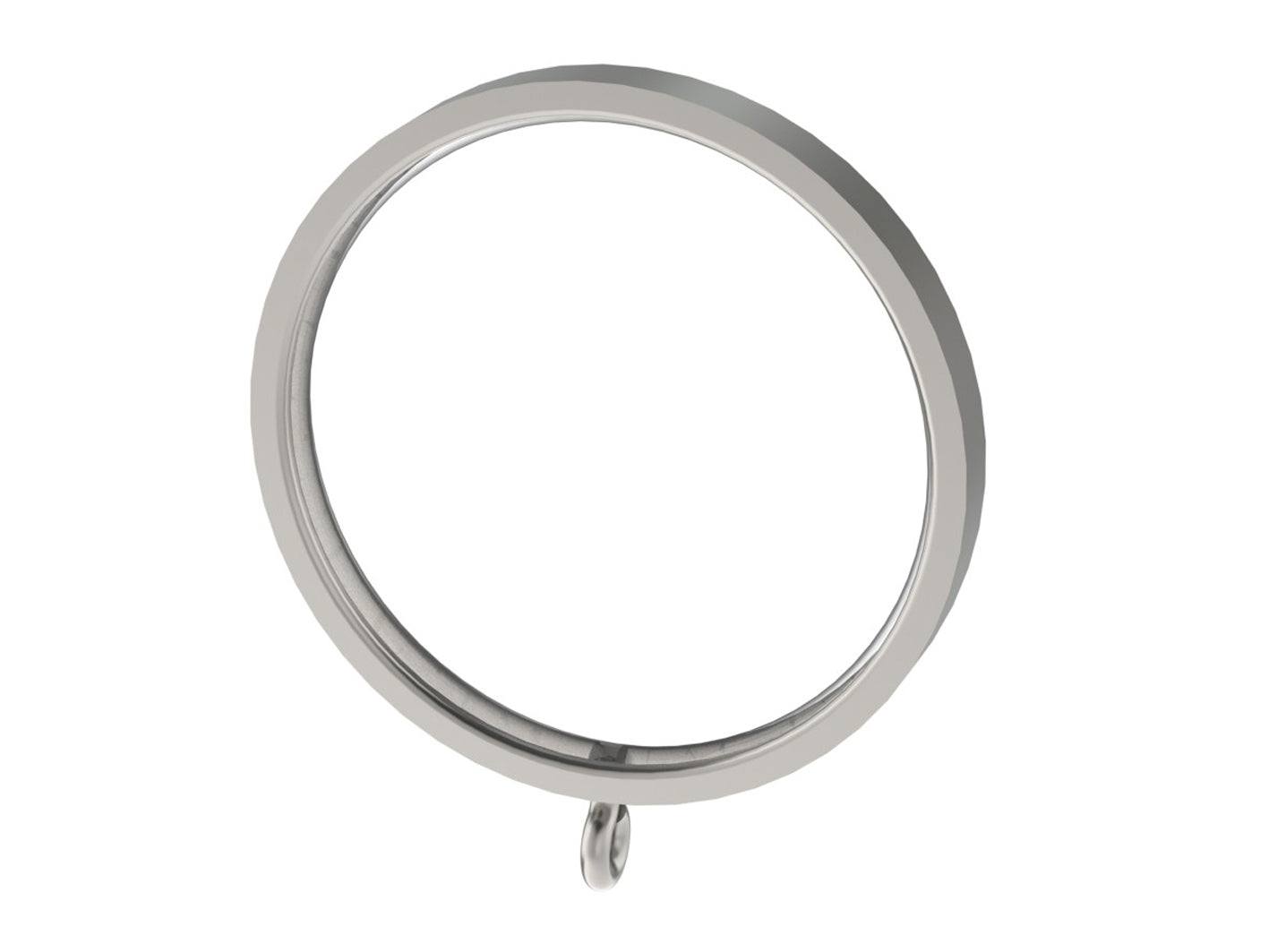 stainless steel 50mm curtain rings