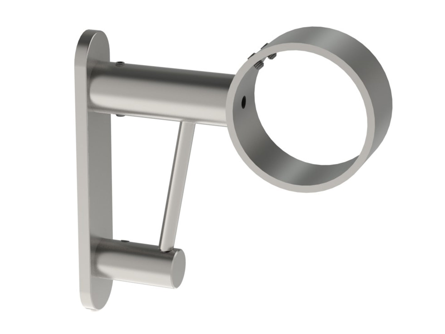 architrave curtain pole bracket