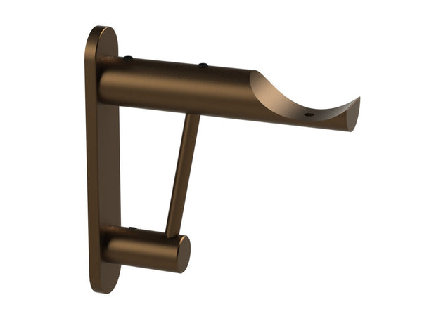Strong Curtain Pole Bracket For Heavy Curtains 50mm